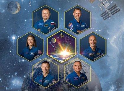 Tres nuevos tripulantes se incorporan a la Estación Espacial