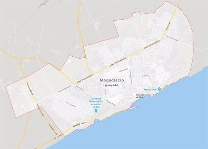 Al menos 17 muertos y 30 heridos por un atentado suicida en Mogadiscio