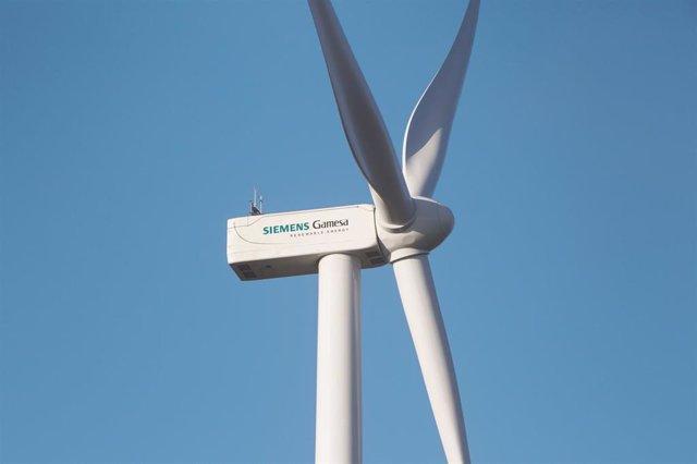 Turbina de Siemens Gamesa