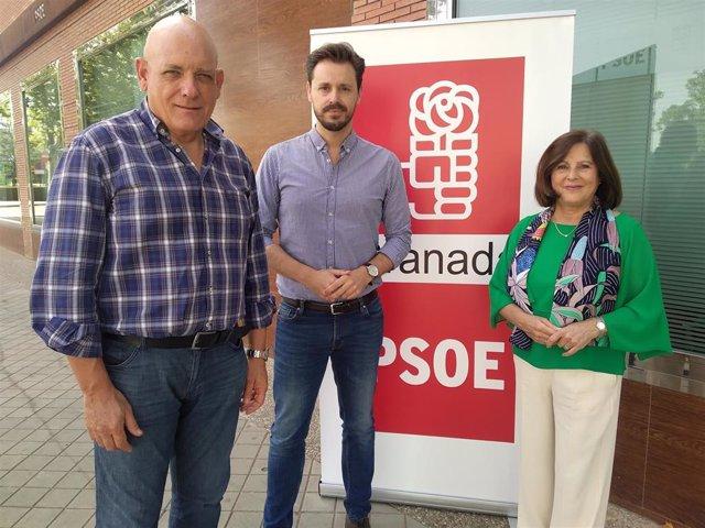 El PSOE de Granada rechaza los presupuestos de la Junta