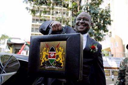 El ministro de Finanzas de Kenia, detenido en una operación histórica contra la corrupción en el Gobierno