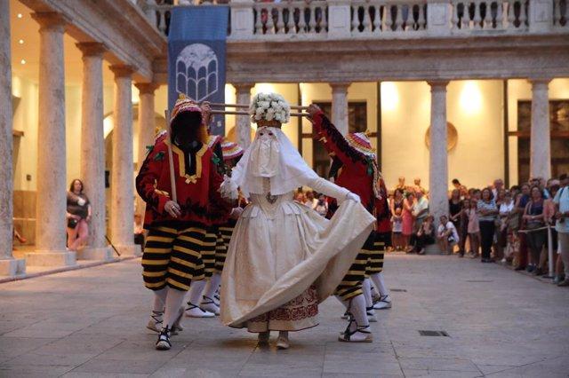 Danses del Corpus Christi