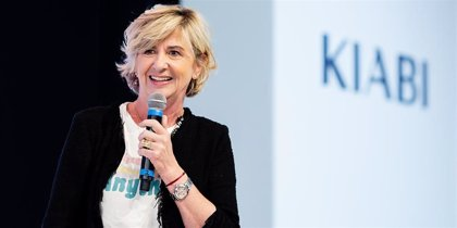 Elisabeth Cunin, nombrada presidenta de Kiabi