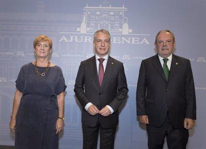 """Gobierno Vasco articula dos fondos con una inversión inicial de 175 millones para """"consolidar"""" las empresas vascas"""