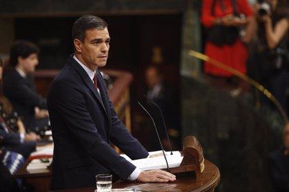 """Sánchez avisa a los que """"retroceden al pasado"""" en violencia machista: """"Nos van a tener enfrente"""""""