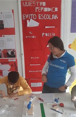 Voluntarios de Fundación Naturgy impartirán talleres de sensibilización sobre uso responsable de energía a 900 menores