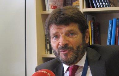 """Batlle planteja retornar amb """"acompanyament"""" els menors migrats sols (EUROPA PRESS - Archivo)"""
