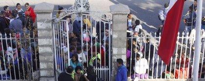 Cientos de personas reclaman menos trabas para la regularización de migrantes en Chile