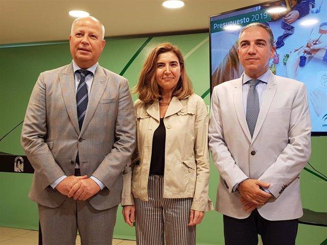 Nota Presentación Presupuestos Junta De Andalucía