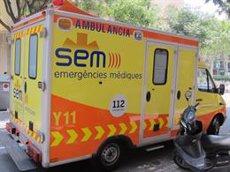 Mor un home de 73 anys en un accident de trànsit a Artesa de Segre (Lleida) (EUROPA PRESS - Archivo)