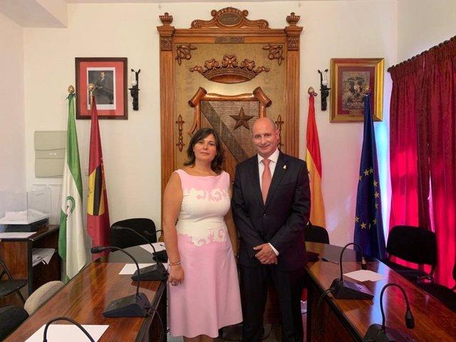 María Teresa García y José Luis Hidalgo