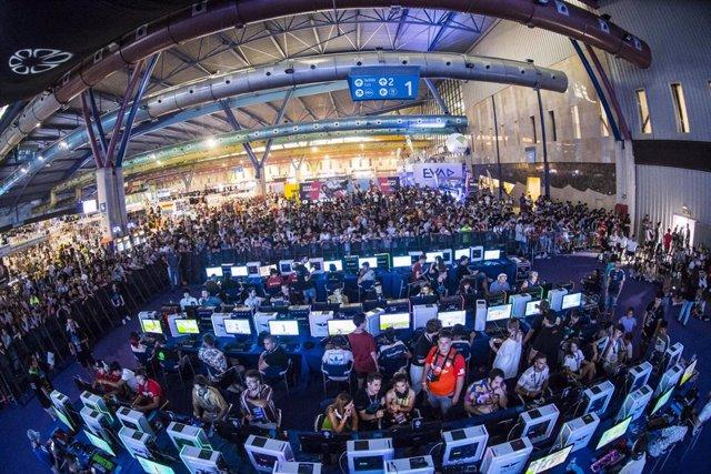 Edición 2019 del festival de videojuegos Gamepolis