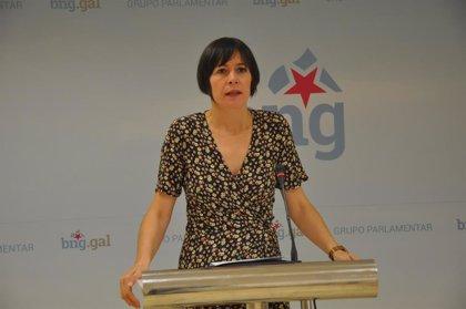 """El BNG lamenta que Galicia esté """"desaparecida"""" del debate porque para PP, PSOE y Podemos """"no cuenta nada"""""""