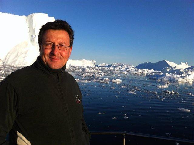 El oceanógrafo Carlos M.Duarte