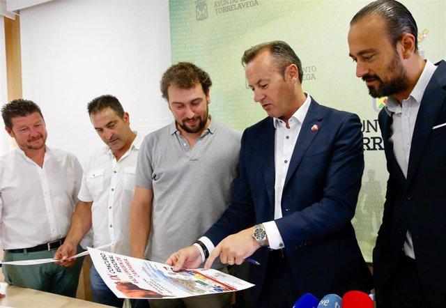 Presentación del IX Concurso Regional de Raza Limusín