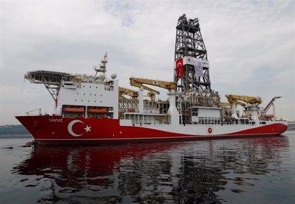 Turquía descarta enviar más barcos para explorar los yacimientos de hidrocarburos en el Mediterráneo oriental