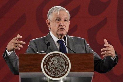 """López Obrador """"recomienda"""" a los legisladores de EEUU y Canadá que aprueben el T-MEC"""