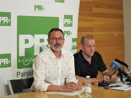 """El PR+ ante la moción de PSOE y PP en Tricio: """"Tienen algo muy grave que ocultar y miedo a que se descubra"""""""