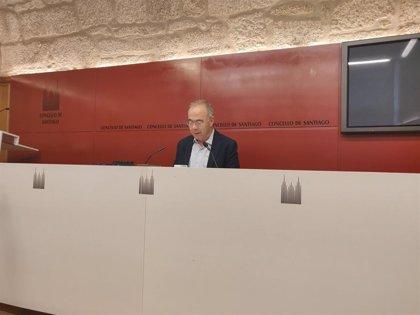 Bugallo reclama una mayor aportación de la Xunta para Santiago por la capitalidad para próximos ejercicios