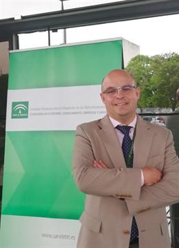 Sergio Gómez, nuevo director gerente de Sandetel.