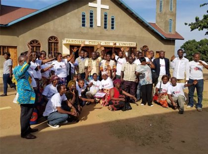 Cáritas lanza una campaña de emergencia para atender a las víctimas de ébola en el Congo