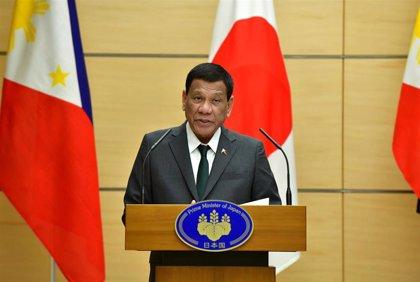 Duterte insiste al Congreso filipino en que restaure la pena de muerte por de narcotráfico y corrupción