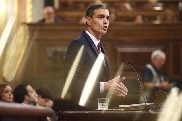 Economía.- (AMP) Sánchez promete un nuevo Estatuto Trabajadores sin renunciar a