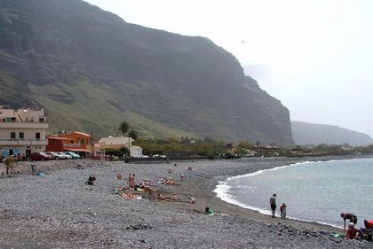 Fallece ahogada una mujer en Valle Gran Rey (La Gomera)