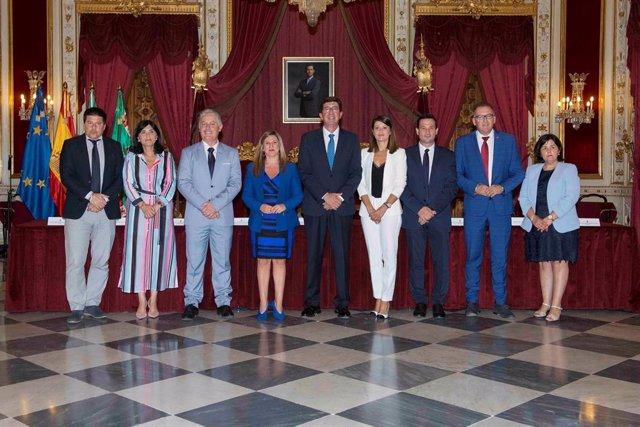 La Diputación de Granada incrementará un cinco por ciento su aportación al PFEA