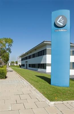 Oficinas del operador de comunicaciones en la nube para empresas VozTelecom