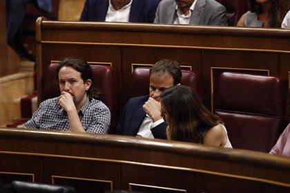 Desconcierto en Podemos por la estrategia de Sánchez de seguir pidiendo la abstención del PP