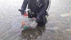 Intercepten tres sacs de corall vermell extret de manera il·legal al Cap de Creus (GENCAT)