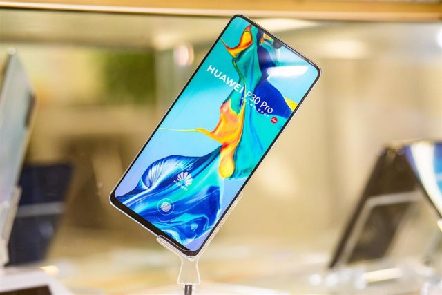 Dispositivo de Huawei