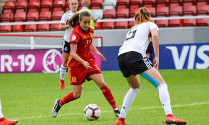 España se enfrentará a Francia en las semifinales del Europeo sub-19 femenino