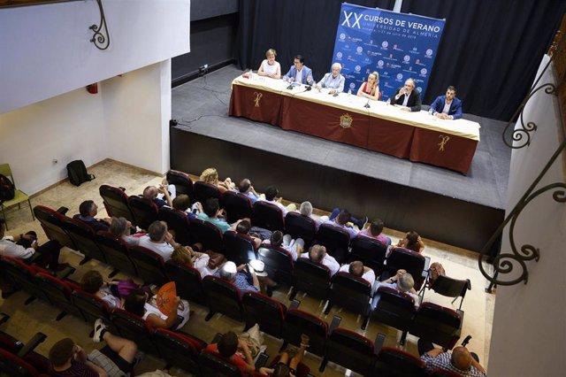 Apertura del festival de Música Renacentista y Barroca de Velez-Blanco
