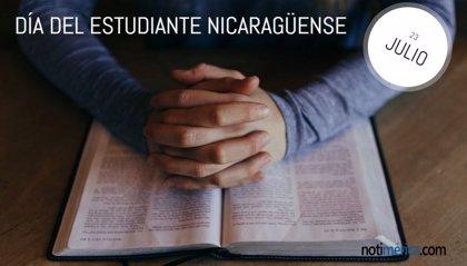 23 de julio: Día del Estudiante Nicaragüense, ¿cuál es el origen de esta efeméride?