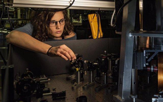 Ajuste del experimento cuántico