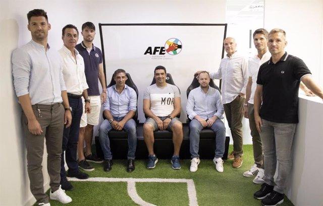 Integrantes de Sesiones AFE del verano de 2019