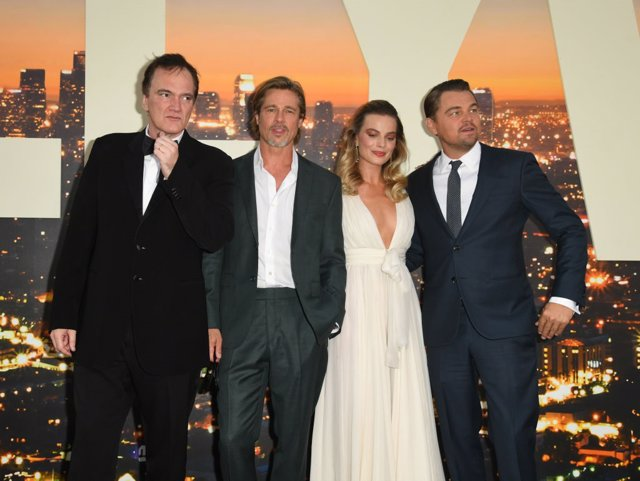 Premiere de 'Once Upon A Time...In Hollywood' en Los Ángeles