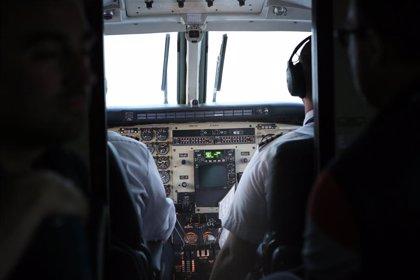 Los pilotos de British Airways apoyan una futura convocatoria de huelga