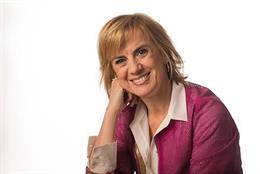 La periodista Gemma Nierga