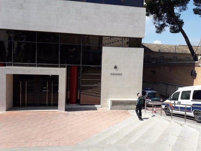 Edifici judicial de la Caleta