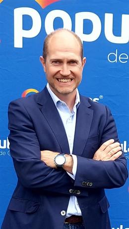 El alcalde de Pareja, el 'popular' Javier del Río