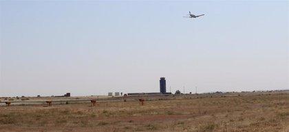 Aeropuerto Ciudad Real da un paso más hacia su reapertura tras un vuelo de prueba
