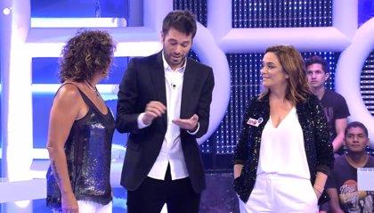 Toñi Moreno y Rosana aparecen juntas en un plató de televisión en mitad de los rumores