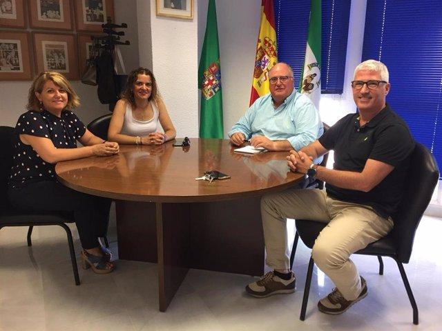 Reunión para renovar las ordenanzas municipales en tres municipios
