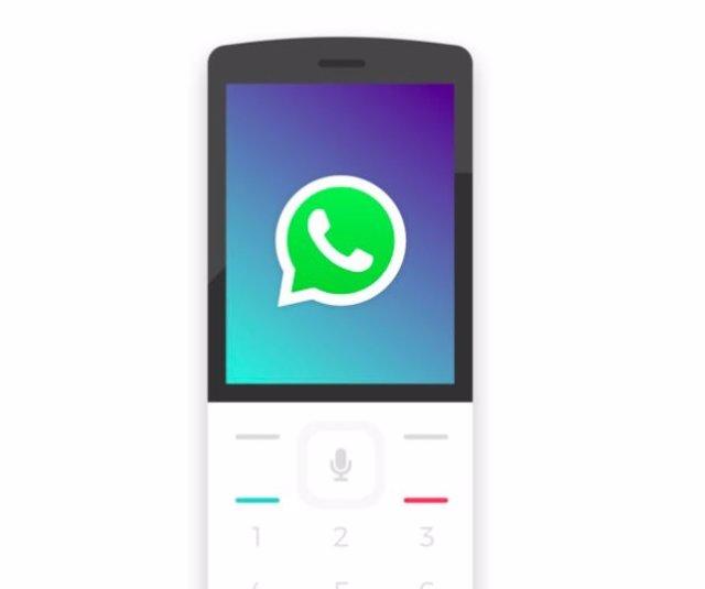 WhatsApp llega al sistema operativo KaiOS