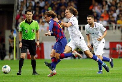 El Barcelona cae ante el Chelsea en el debut de Griezmann y De Jong