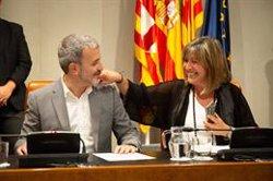 Marín liderarà la Diputació amb Collboni, Fortuny, Mascarell i Parlon com a vicepresidents (David Zorrakino - Europa Press)