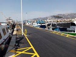 Ports de la Generalitat finalitza les obres del moll pesquer de la Ràpita (Tarragona) (PORTS DE LA GENERALITAT)